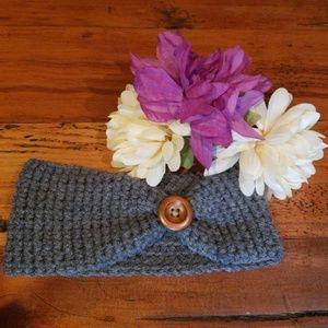 Other - Handmade 3-6 month headband/ear warmer